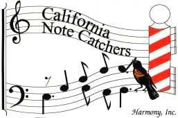 California Note Catchers logo